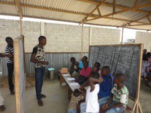 Repérage chantier jeunes été 2017 en République du Congo février 2017