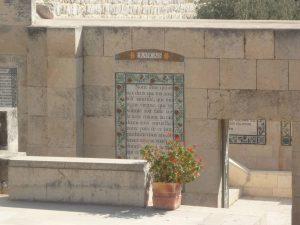 Pèlerinage en Terre Sainte, Jérusalem