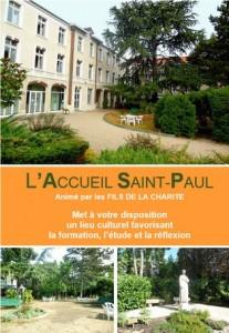 Présentation de l'Accueil Saint-Paul à Issy-les-Moulineaux