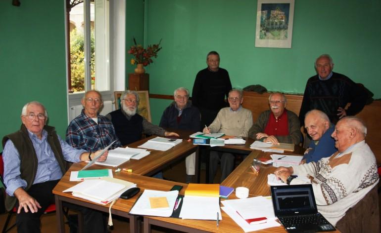 Rencontre annuelle des Prêtres-Ouvriers