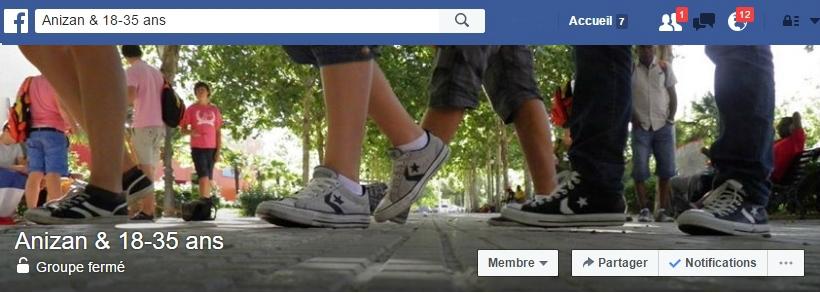 Groupe jeunes 18-35 ans Facebook