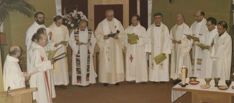 Les Fils de la Charité de Gentilly en 1983