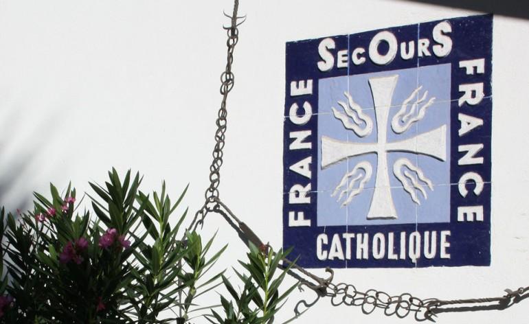 Secours Catholique à Lourdes