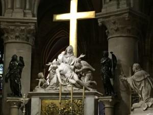 Pieta de Notre Dame de Paris