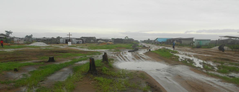 Nouvelle Paroisse au Congo