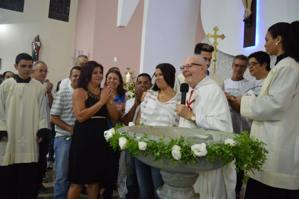 Pâques au Brésil le 4 avril 2015