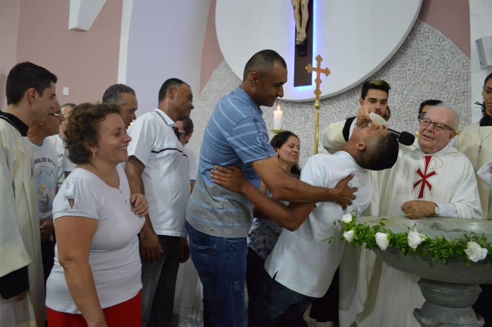 Pâques au Brésil en 2015