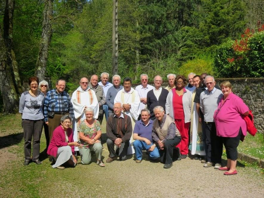 Retraite spirituelle avec M. Jean-Claude Caillaux