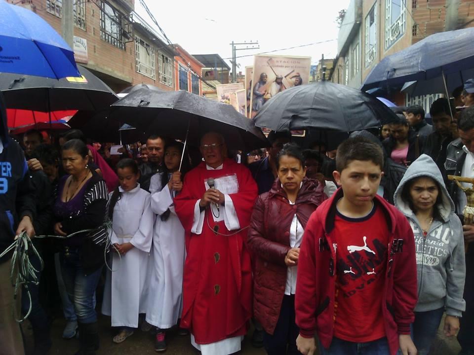 Semana Santa de 2015 en Colombia