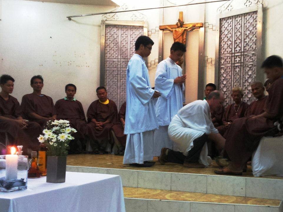 Semaine sainte 2015 aux Philippines