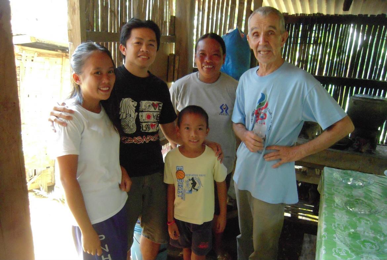Gabriel Goullin fc et une famille de Laura City