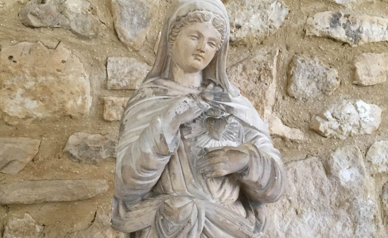 Marie Sacré Coeur