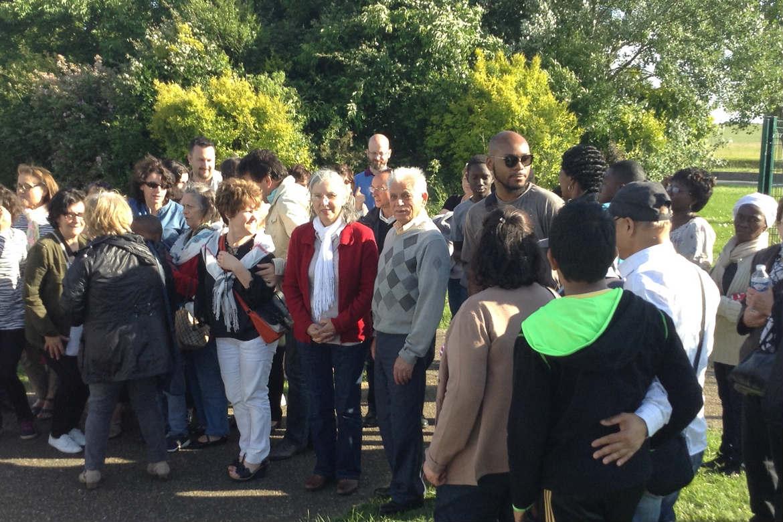2015 Pèlerinage de Bezons à Lourdes