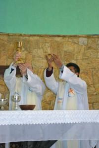 Fête du Saint-Sacrement au Brésil