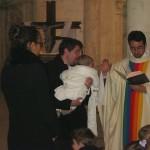 Baptême par Xavier Séclier fc 02