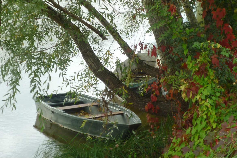 Barque à Tours