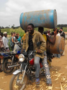 chantiers jeunes au Bénin