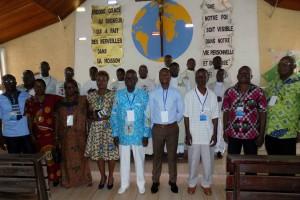 Rencontre des Aumôniers de l'Apostolat de la mer à Abidjan en mai 2015