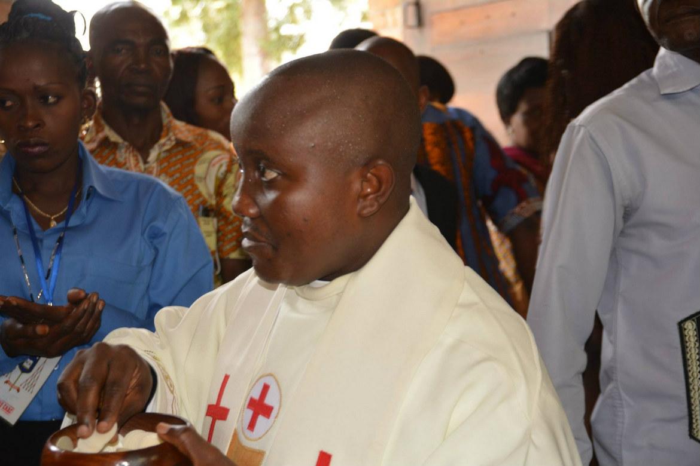 Ordination presbytérale de Serge