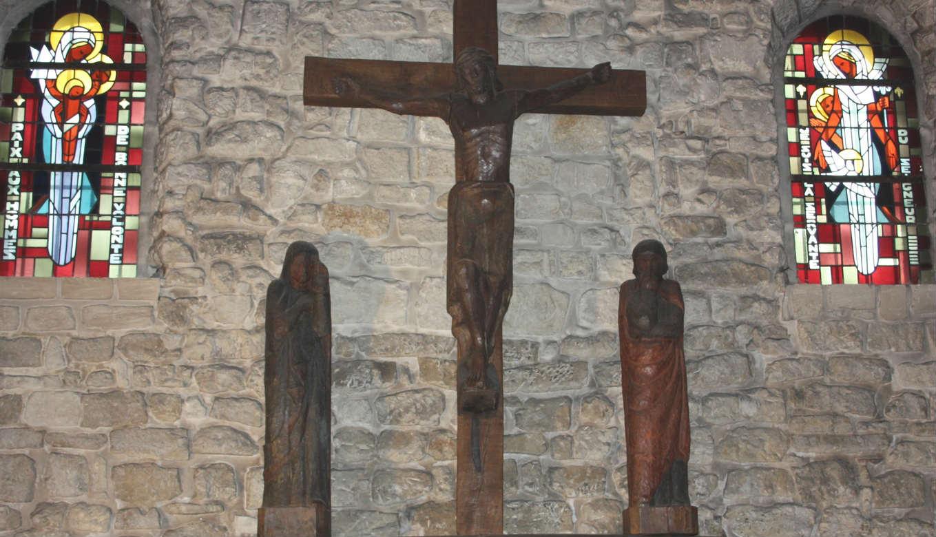 Golbotha, Chapelle Saint Lucien de La Courneuve