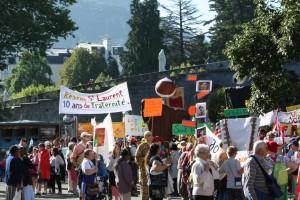 Anniversaire des 60 ans de la Cité Saint-Pierre à Lourdes