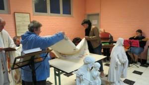 Désacralisation d'une chapelle à Valenciennes