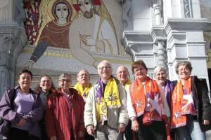 Famille Anizan 2013 des Auxiliatrices