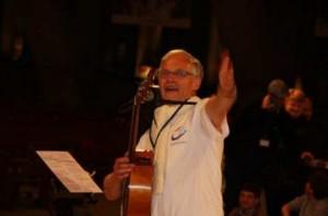 Yves Garbez, Auteur-compositeur de la Chorale des p'tits bonheurs