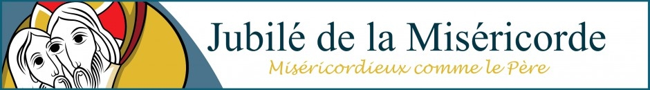Jubilé de la Miséricorde 2015-2016 bandeau
