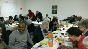 Rencontre Islamo-chrétienne à Saint-Yves de La Courneuve, le 28 janvier 2016