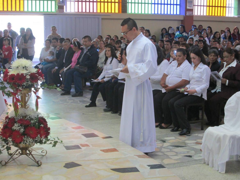 Voeux perpétuels de Pedro Barón fc le 7 février 2016 en Colombie