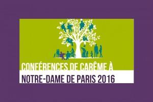 Conférence de carême 2016