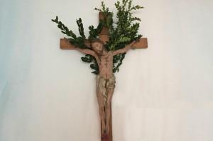 Rameaux et croix