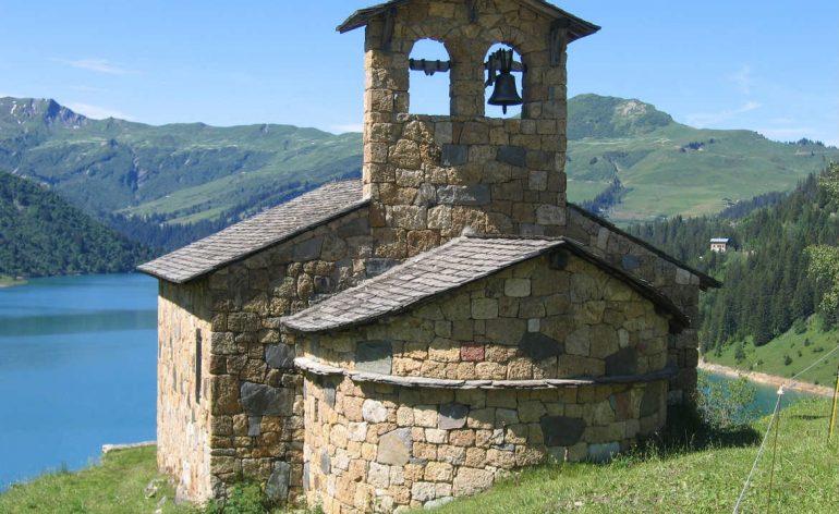 Chapelle d'Hauteluce juin 2007