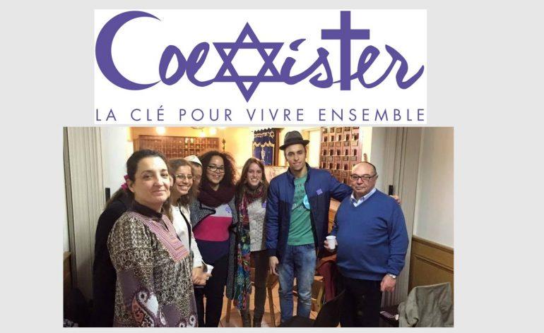 Coexister, Bulletin de la Fraternité Anizan mars 2016