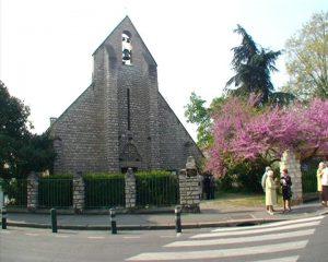 Chapelle Saint-Etienne et Saint-Henri de Colombes