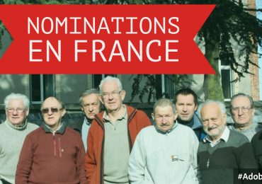 Les nominations en France pour l'année 2016-2017