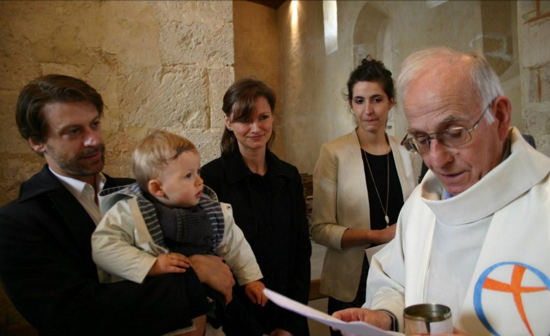 Baptême par Bernard Deshoulières fc à Valenciennes