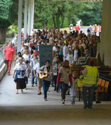 A Lourdes, une paëlla avec le Secours Catholique mais pas que cela