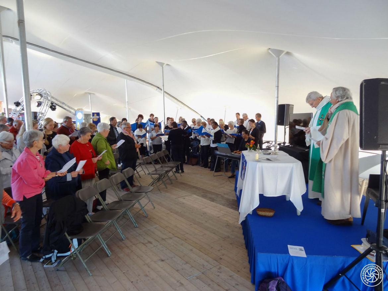 Messe du Grand Pavois le 2 octobre 2016