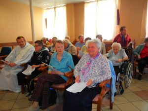 90 ans de Fondation des sœurs Auxiliatrices le 15 octobre 2016