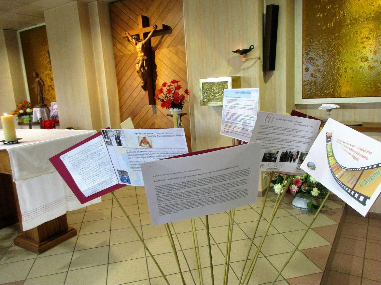 Célébration des 90 ans de Fondation des sœurs Auxiliatrices de la Charité