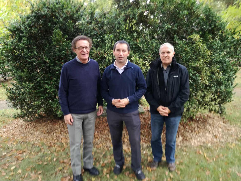 Nouveau Conseil des Fils de la Charité en France, octobre 2016