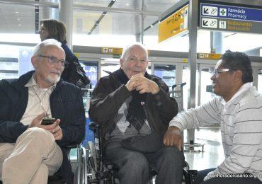 José Mahon fc quitte le Brésil après 55 ans de mission hors de France, 26 septembre 2016