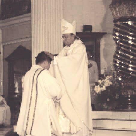 Ordination sacerdotale de Richard Belga fc, le 18 novembre 2016 aux Philippines