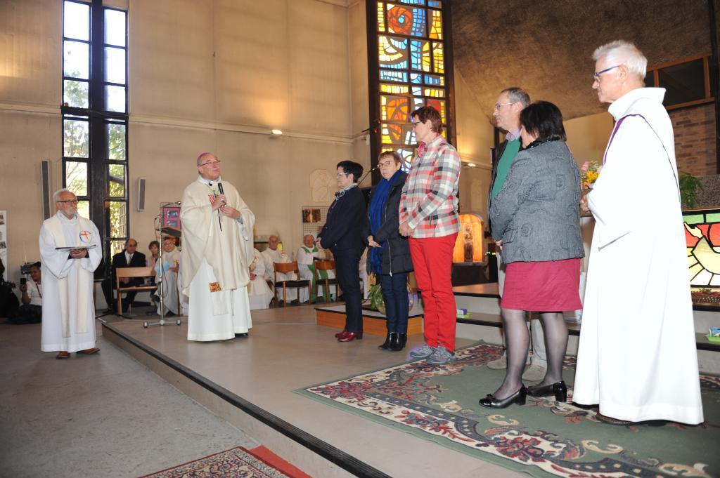 Cinquantenaire de la Paroisse Saint-Jean à Bourges