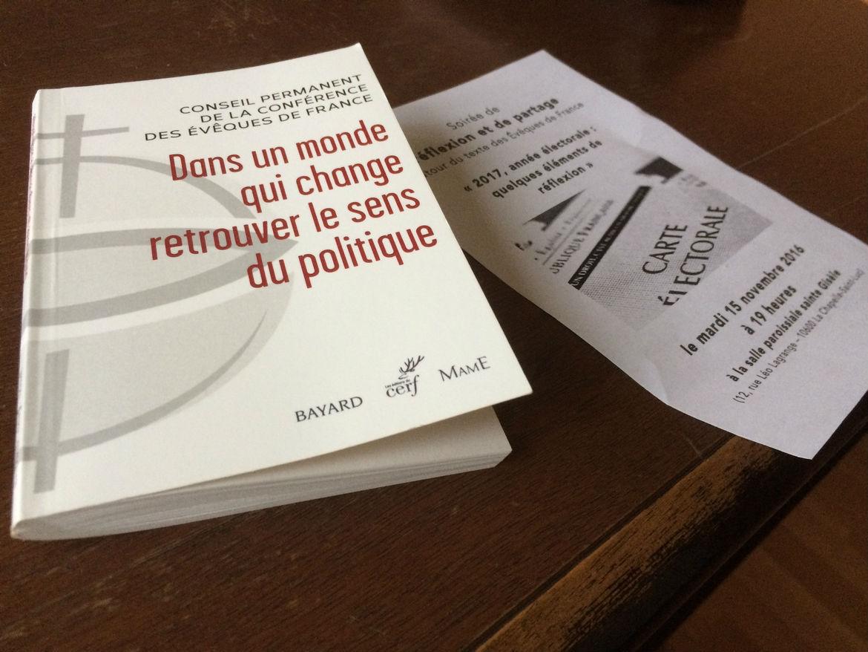 Une réflexion citoyenne sur les élections 2017 à La Chapelle-Saint-Luc