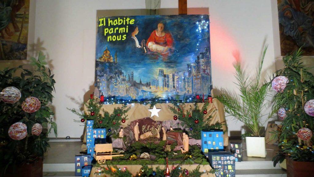 Concours crèches de Noël 2016
