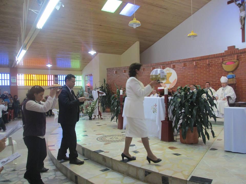 Ordination diaconale de Pedro Barón fc, le 8 décembre 2016