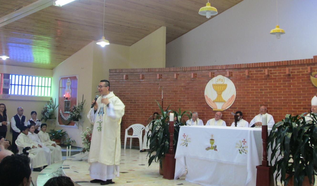 Le Seigneur fit pour moi des merveilles, lors de mon ordination diaconale